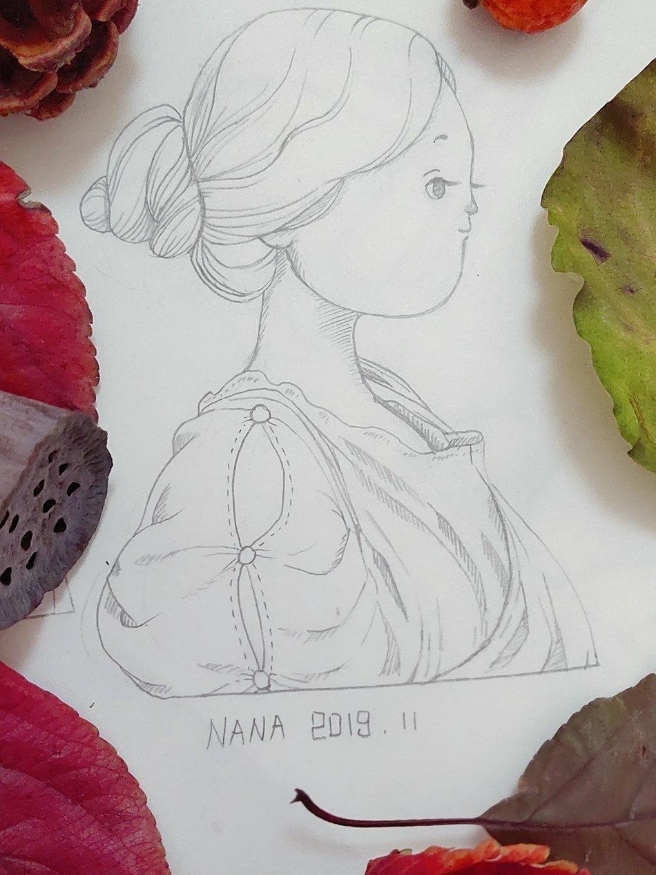 暖萌的世界名画,考验艺术细菌的时刻来啦…@NANA画了个画