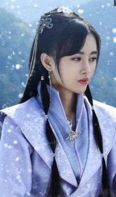 最美古装女神:唐嫣优雅,杨幂唯美,赵丽颖可爱,她才是最美的!