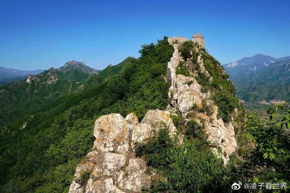 司马台长城是唯一一段保留明长城原貌的古长城