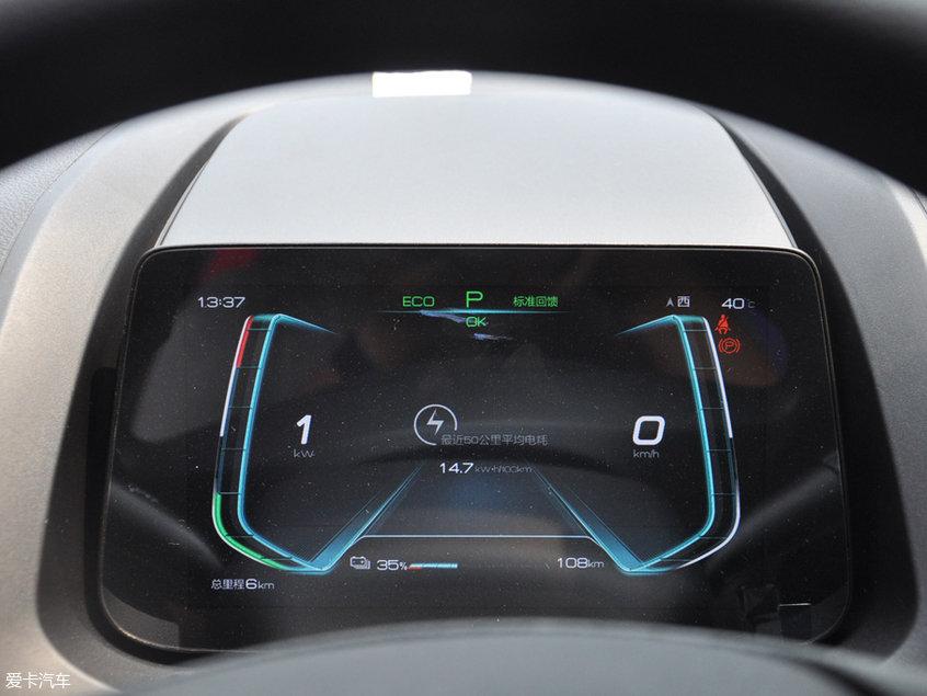比亚迪新元EV360上市 补贴后10.58万起