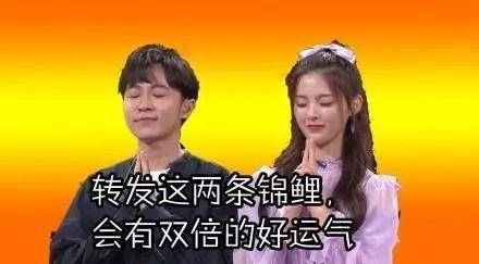 """但尴尬配合的吴青峰其实也说出了潜台词:如果他的""""送子锦鲤""""灵,那么和图片"""
