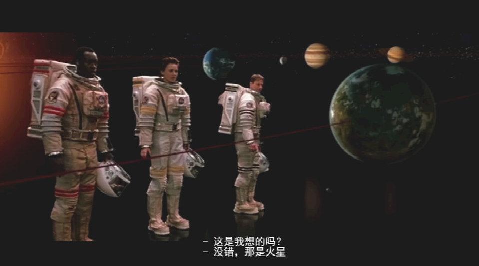 还记得电影《火星任务》里的剧情么?里面就讲火星原来是有生命的