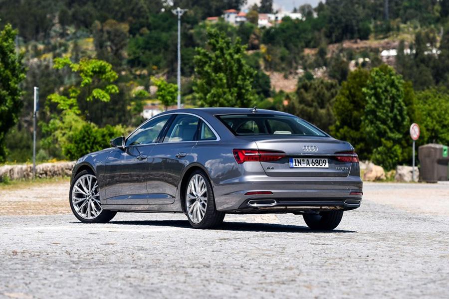 还有一周 你们要的新A6L就要上市了  三种动力/12款车型