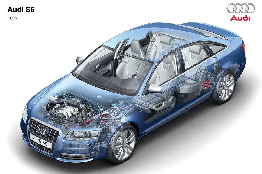 一台欧洲豪华性能轿车,分分钟撑起加油站营业额?