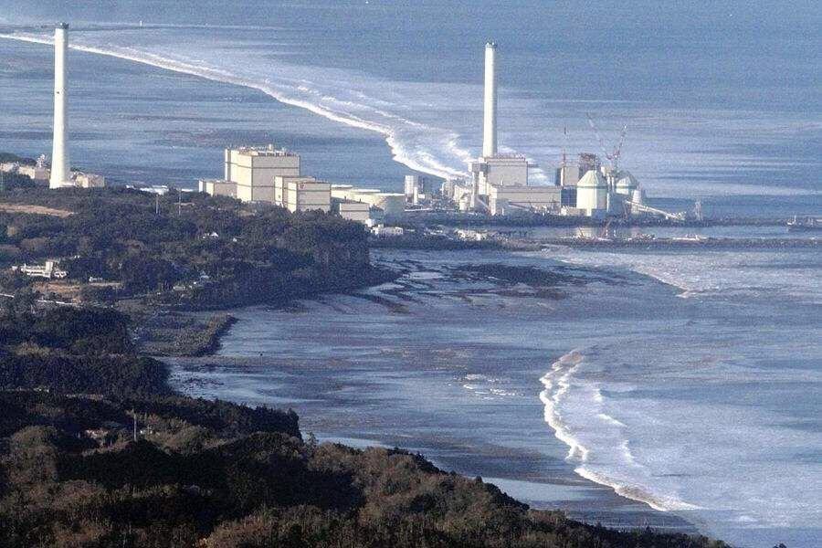 近日,韩政府就福岛核污水入海问题召见日本公使, 核污水已超百吨