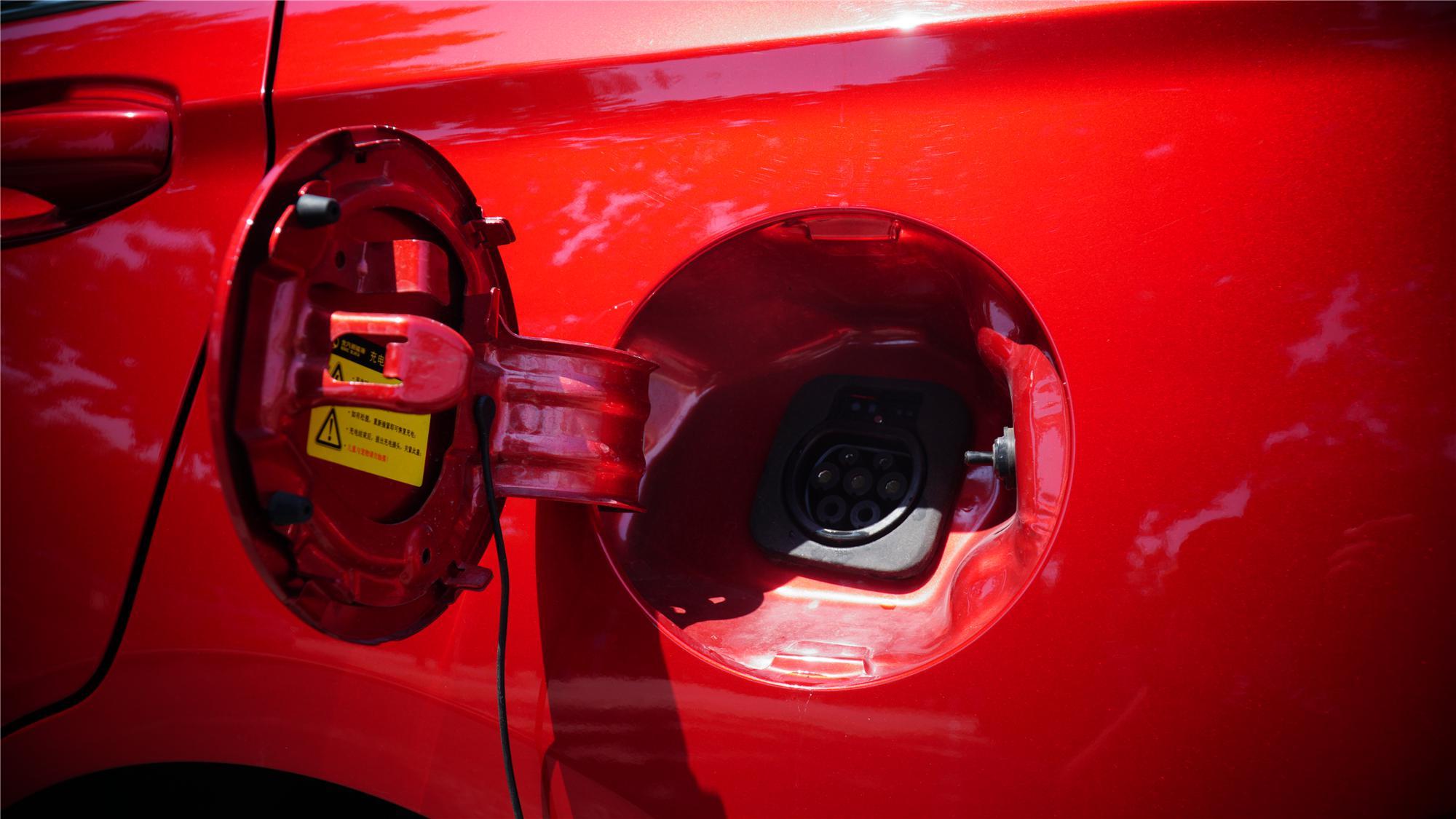 一年后再次体验电动车有啥感受?试驾北汽新能源EU5