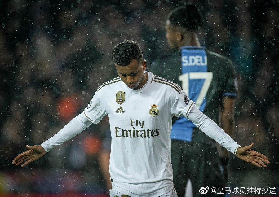 罗德里戈: 非常开心能在欧冠取得又一个进球, 并且球队晋级淘汰赛