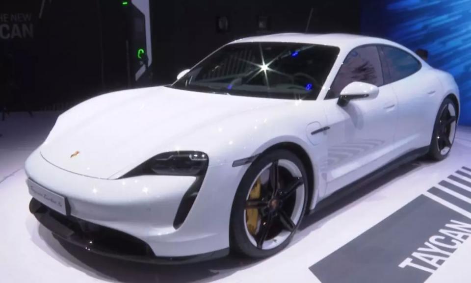 保时捷广州车展掀起纯电风暴,Porsche Impact让未来出行更可持续