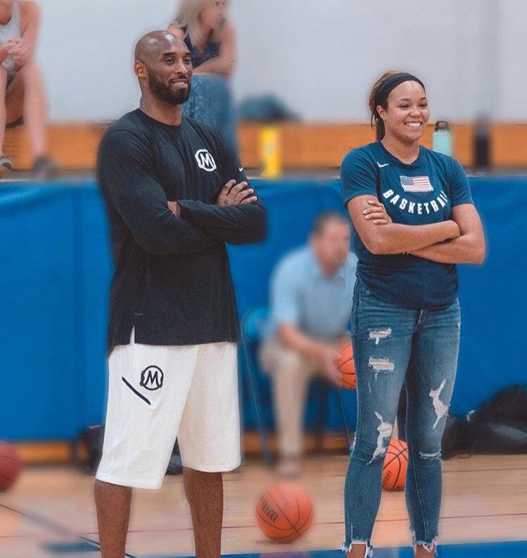 蜗壳带着训练营和WNBA训练啦
