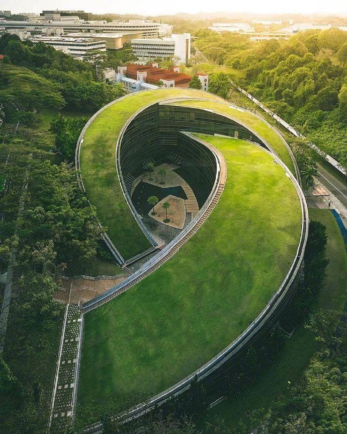 让人惊叹的新加坡建筑~
