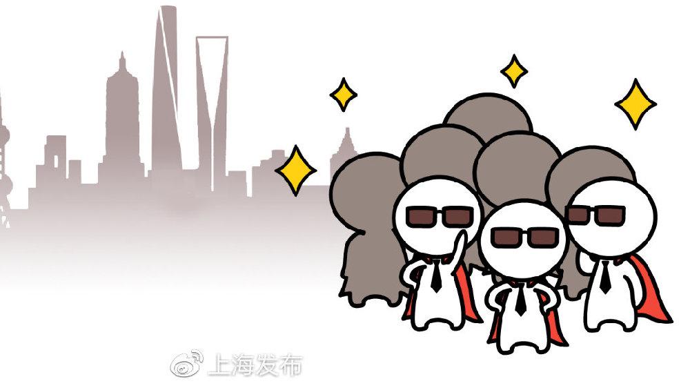 为了给上海建言献策,这些国际商业巨头有多拼?有表情包为证!