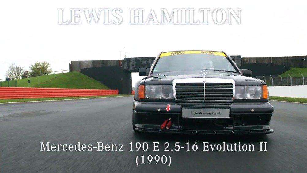 汉密尔顿与托托·沃尔夫的DTM挑战