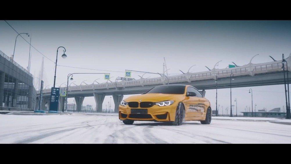 BMW&LamborghiniFAKE TAXI