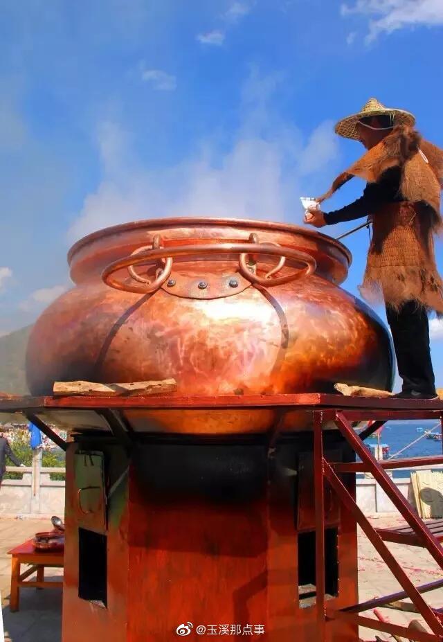 这个周五至周日,抚仙湖铜锅美食文化旅游节等你来