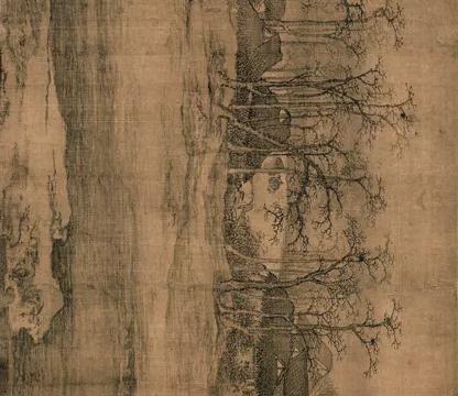 """从北宋张择端《清明上河图》看被遗忘的""""界画"""""""