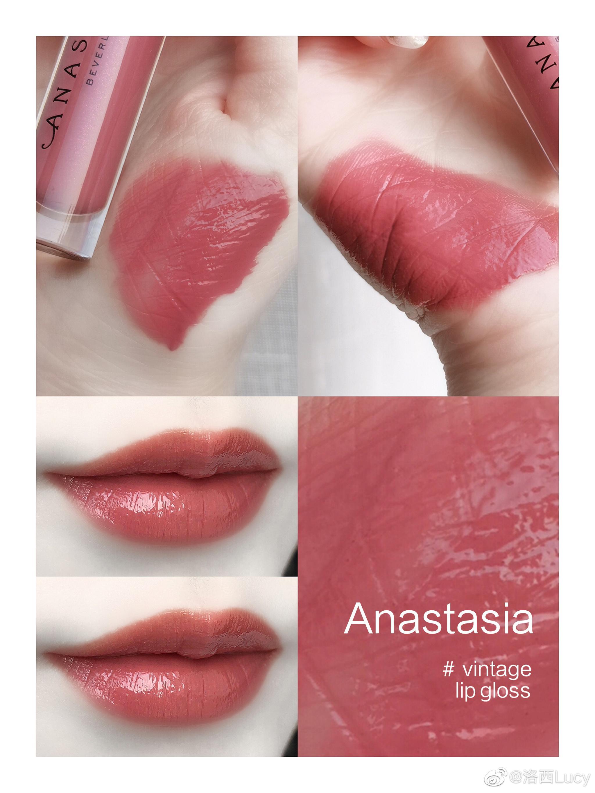 Anastasia最出名的莫过于文艺复兴眼影盘和极细眉笔