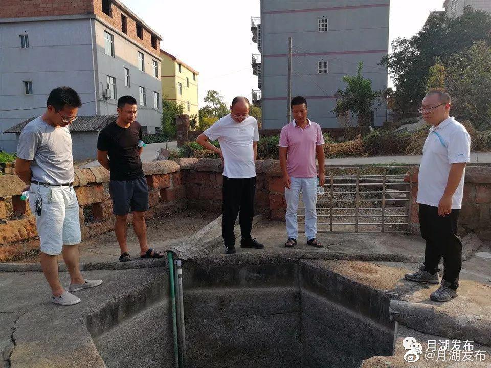 10月4日下午,在区长李志兵、副区长刘辉斌的部署调度下