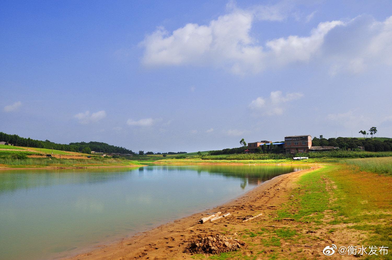 枣强县水利局大力推进农村水源置换项目,新建农村供水总站1座