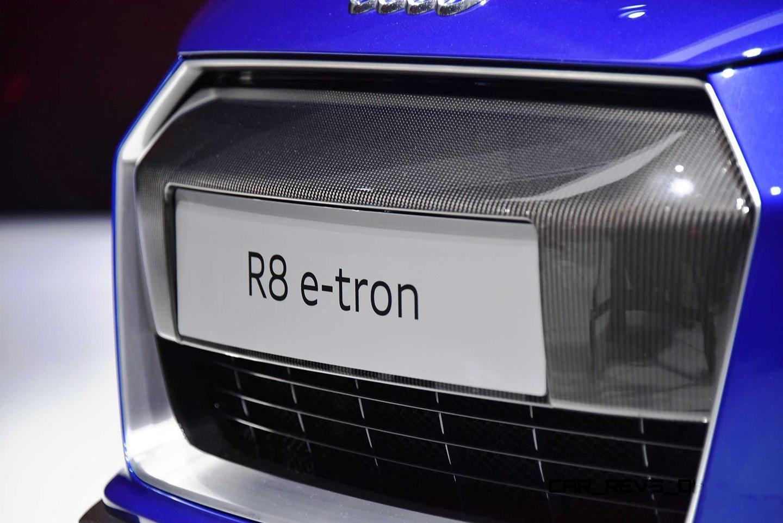 奥迪电动超跑再生变化 新款R8 e-tron还是来了