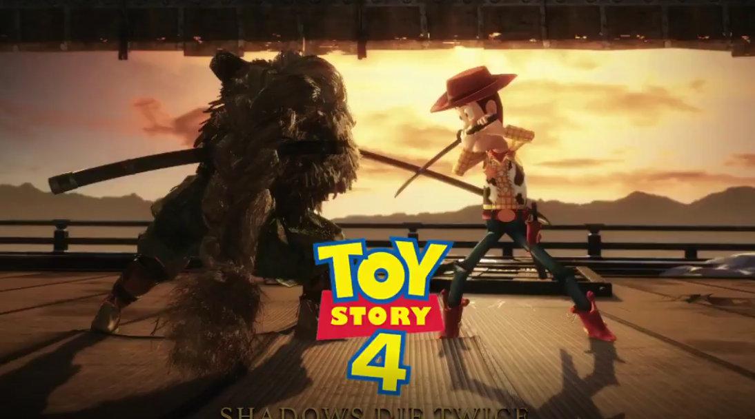 """""""《玩具总动员4:影逝二度》正在热映"""