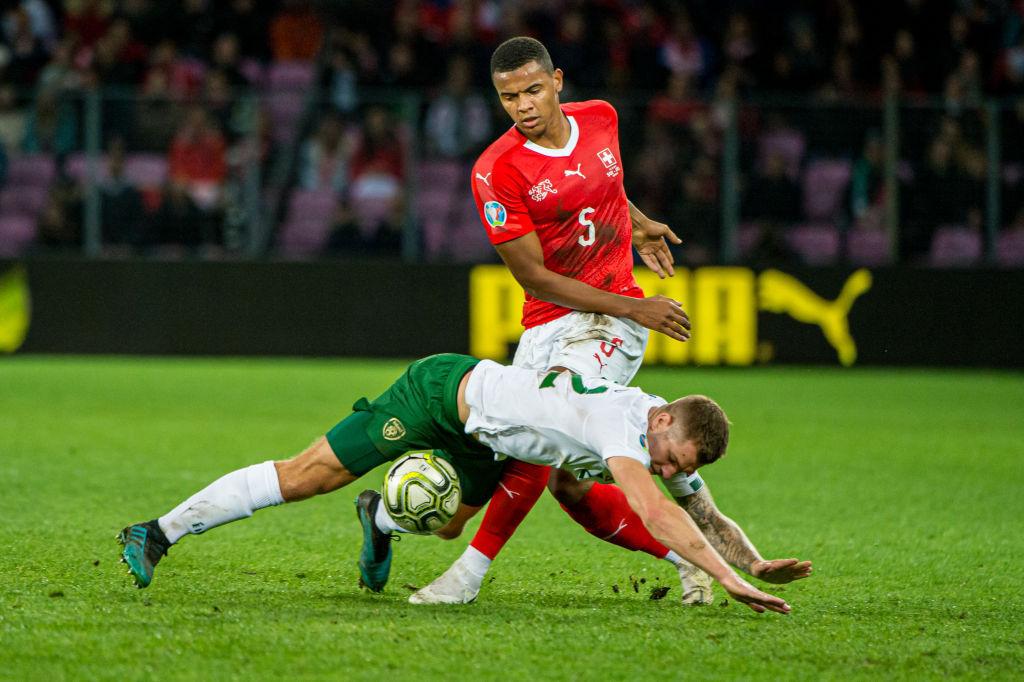 昨晚阿坎吉、哈基米、扎加杜分别代表瑞士、摩洛哥、法国U21出战