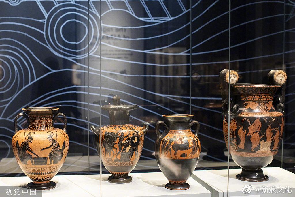 大英博物馆秋季新展览将举行 系首次大型特洛伊展