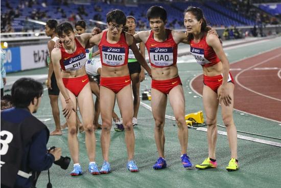 雌雄难辨!女子接力全国冠军因长相酷似男性惹争议