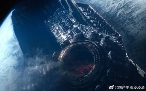《星球大战7:原力觉醒》神秘行星被改造成巨炮,把恒星当能源