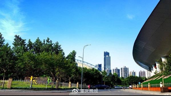 明日重庆斯威对阵河南建业 奥体中心周边将实行交通限制