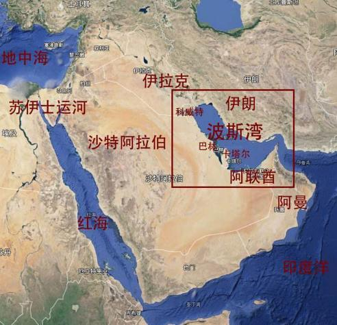 美军航母舰队急驰波斯湾,直指伊朗,伊朗如何抵御美新一轮施压?
