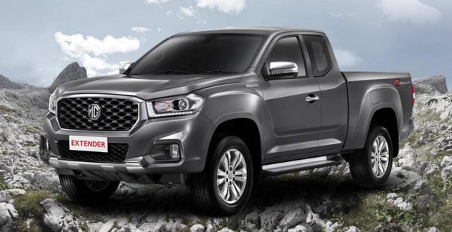 上汽将迈克萨斯换标成MG后,在泰国上市,还卖得比国内贵