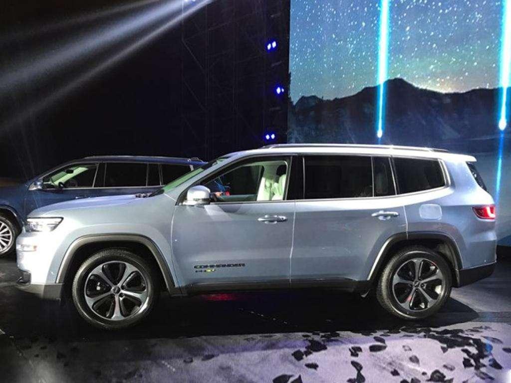 Jeep大指挥官PHEV将国产 计划年产1.2万辆