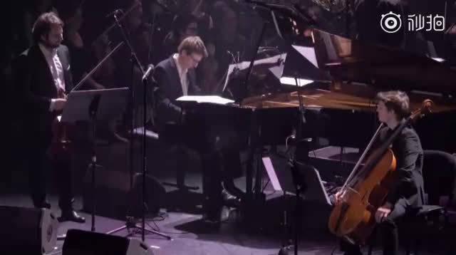 交响版LIVE《哈尔的移动城堡》主题曲《人生的回转木马》,太赞了