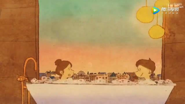 《爱是什么》,暖心治愈动画短片!我们总在迷茫中寻找爱情