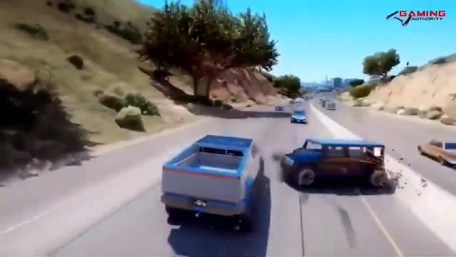 特斯拉Cybertruck的正确驾驶方式(未成年人请勿模范)