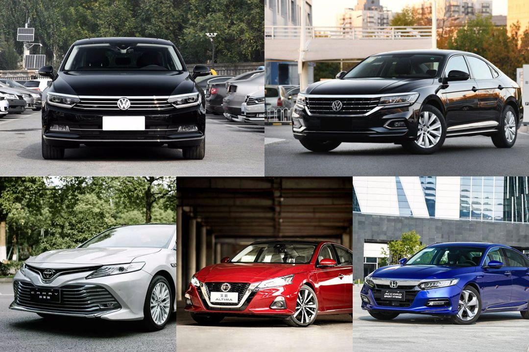 中高级车市场迎新一轮角逐 全新迈锐宝XL史上最强实力抢占高位