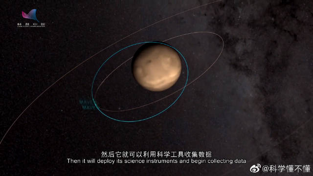如果想从地球向火星发射一个宇宙飞船,不可能直接对准这颗红色星球