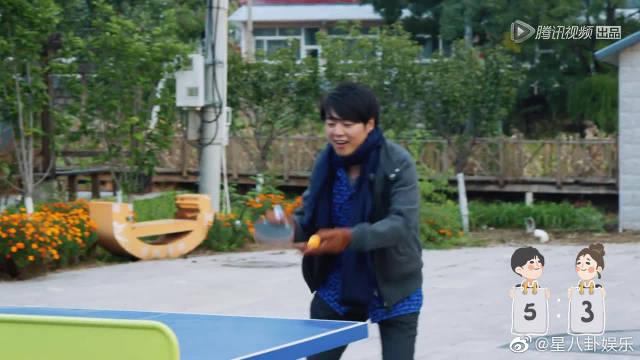乒乓球赛事升级?郎朗代表中国队,吉娜代表德国队