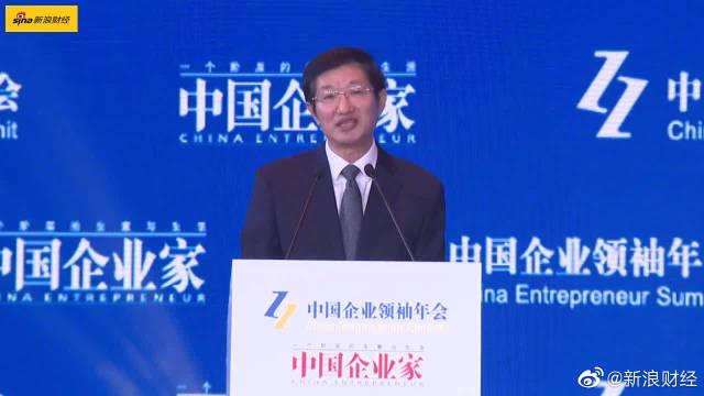 全国工商联专职副主席、党组成员李兆前在表示,我们有一名企业家讲