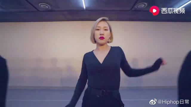 电音舞女王Jane Kim最新嘻哈爵士编舞Take It!齐舞跳起来好带感!