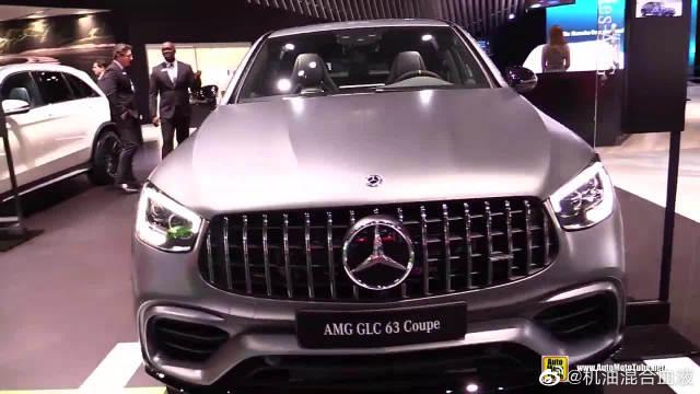 视频:准备买卡宴Coupe?2020款奔驰GLC63S Coupe美炸了