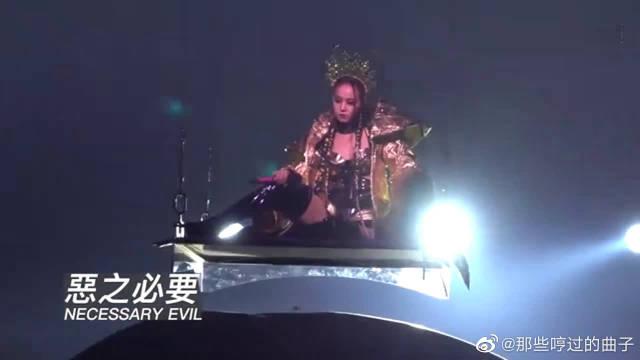 演唱《恶之必要》《骑士精神》快歌组曲,嗨翻小巨蛋!