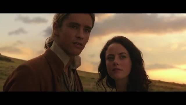 《加勒比海盗5:死无对证》威尔特纳和伊丽莎白重聚