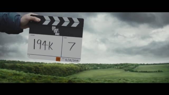 刺激!电影《007无暇赴死》曝光全新飞车追逐戏片段!我好期待!
