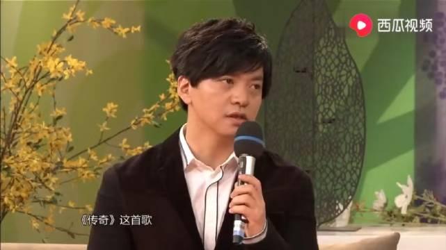 杨澜访谈李健:在比较困顿的时候,哪个时候有过自我怀疑吗?