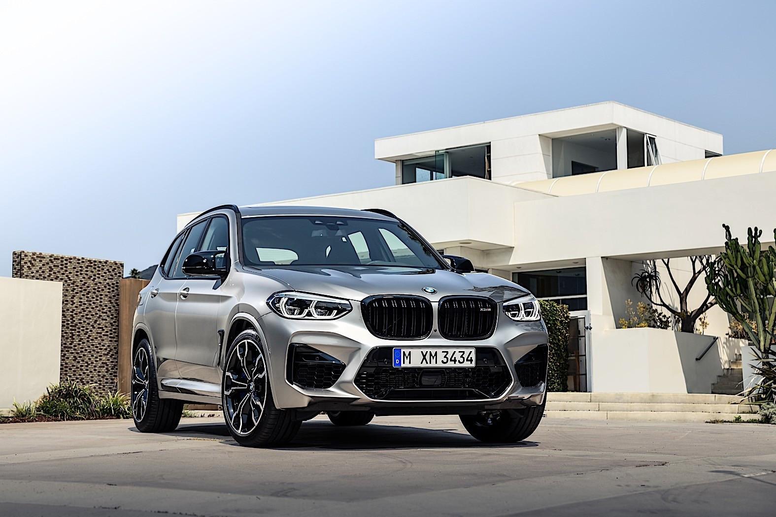 被M系列盘过的BMW总不会差,新款BMW X3 M是不是你的菜?