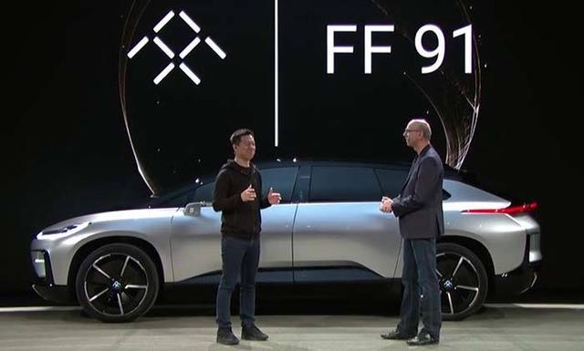 前有红旗,今有FF91,国产车何时能跻身国际?