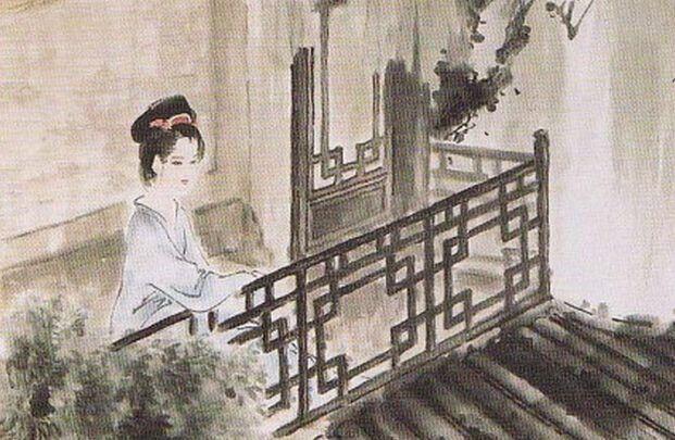 《唐诗三百首》中最为经典的一首闺怨,以小见大写出了