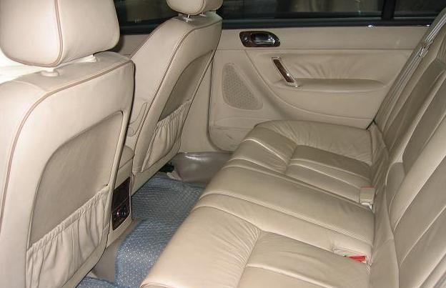 标致607让人挪不开眼,驾驶安全又享受,买一台送给老婆