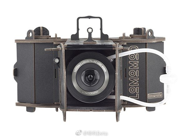 Lomography推出纸板DIY中画幅相机LomoMod No.1